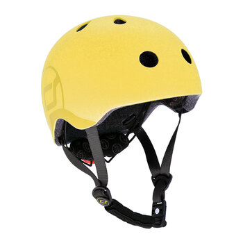 Kids Helmet - Lemon