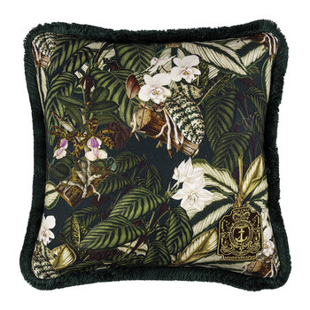Orchid Bloom Pillow - 50x50cm