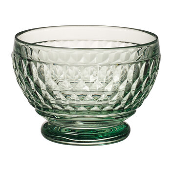 Boston Coloured Individual Bowl - Green