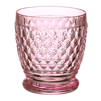 Boston Coloured Tumbler - Rose