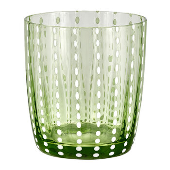 Carnival Tumbler - Set of 6 - Light Green