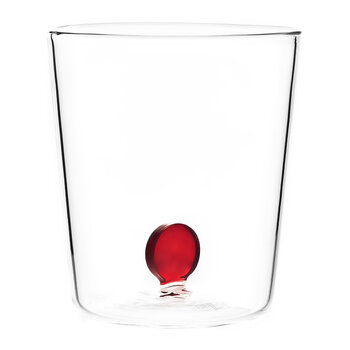 Bottone Tumbler - Set of 2 - Red