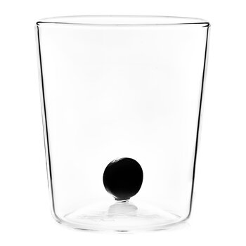 Bottone Tumbler - Set of 2 - Black
