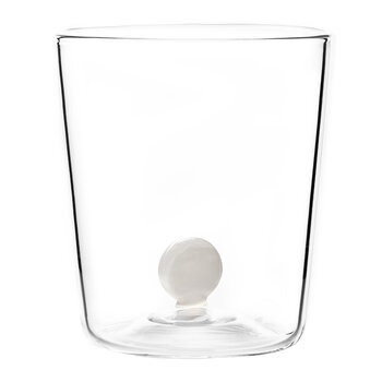 Bottone Tumbler - Set of 2 - White