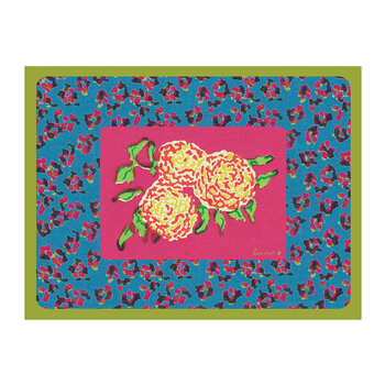 Leopard Rectangular Placemat - Rany
