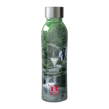 Twin Pattern Water Bottle - 500ml - Terra Element
