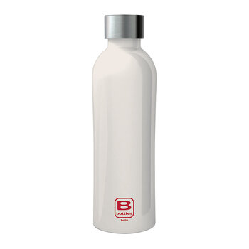 Twin Water Bottle - 800ml - White