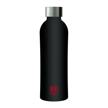 Twin Water Bottle - 800ml - Black