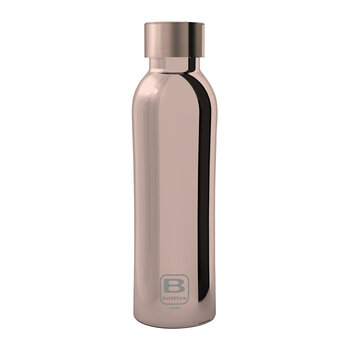 Lux Twin Water Bottle - 500ml - Rose Gold
