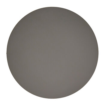 Softbuck Circle Drinks Coaster - Set of 4 - Dark Gray