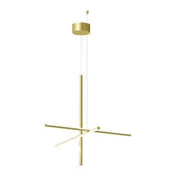 Coordinates Ceiling Light - Champagne