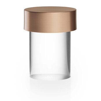 Last Order Indoor Table Light - Polished Satin Copper