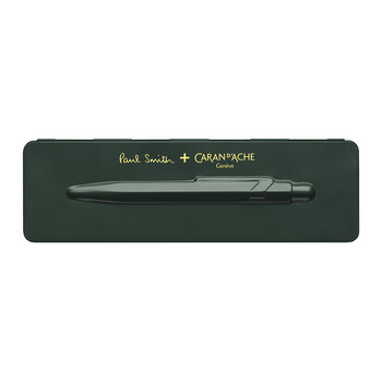 Paul Smith V3 Ballpoint Pen - Racing Green