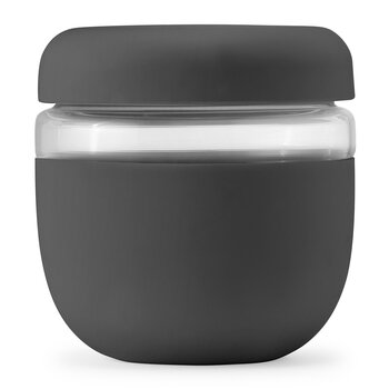 Tight Seal Food Container - Large - Charcoal