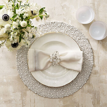 Bianco Placemat - White