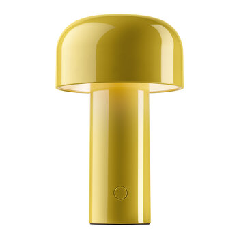 Bellhop Portable Rechargeable Table Lamp - Indian Yellow