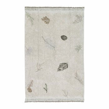 Pine Forest Washable Rug - 140x200cm