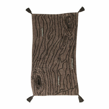 Pine Tree Washable Rug