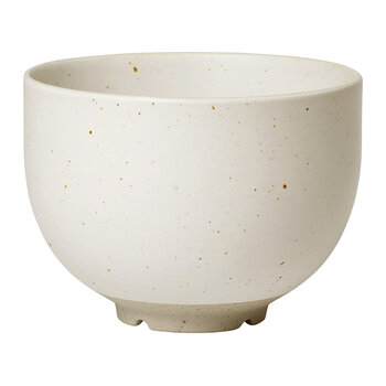 Eli Serving Bowl - Soft Light Gray