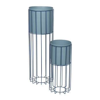 Fenja Pot with Stand - Set of 2 - Tradewinds