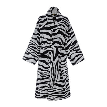 Zeb Bathrobe - Black