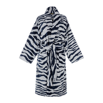 Zeb Bathrobe - Blue