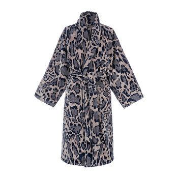 Linx Bathrobe - Blue