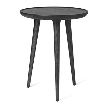 Accent Side Table - Black