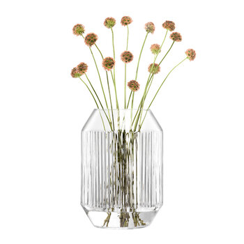 Lanterne/Vase Rotunda - Transparent