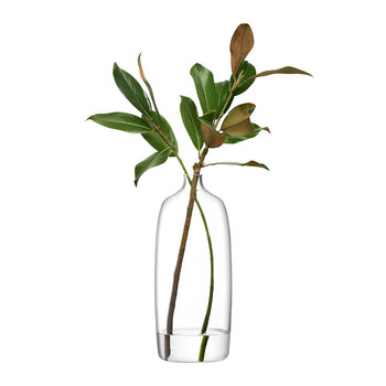 Vessel Vase - Clear