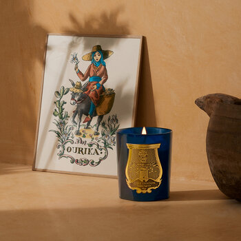 Les Belles Matieres Scented Candle - Ourika - 270g