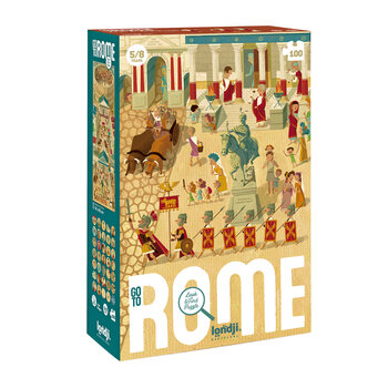 Go To Rome Puzzle