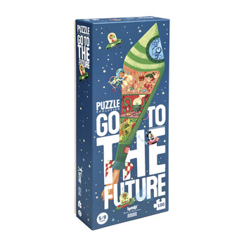 Go To The Future Puzzle