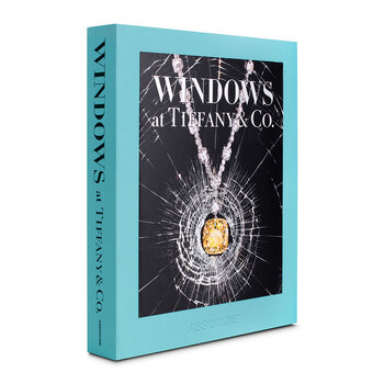 Windows at Tiffany & Co. Book