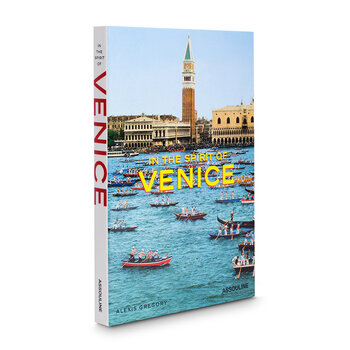 In the Spirit of Venice Book