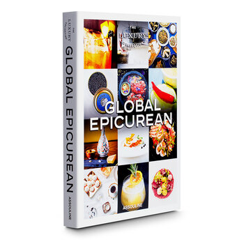 Livre The Luxury Collection: Global Epicurean