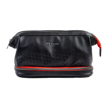 Cables & Cobbler Tidy Bag - Black T