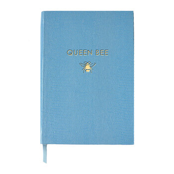 A5 Notebook - Girl With Attitude - 'Queen Bee'