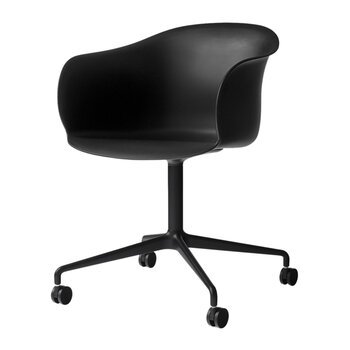 Elefy Desk Chair JH36 - Black
