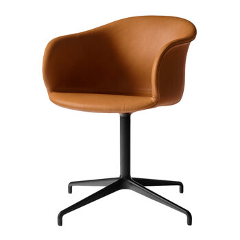 Elefy Desk Chair JH33 - Cognac
