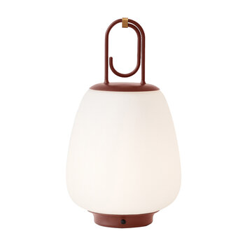 Lucca Outdoor Portable Lamp SC51 - Maroon