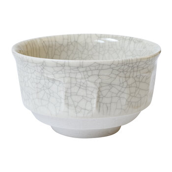 Dashi Bowl - Crackle Quartz