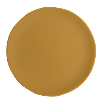Maguelone Garden Plate - Large - Turmeric