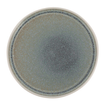 Tout Simple Plate - Small - Granite Blue