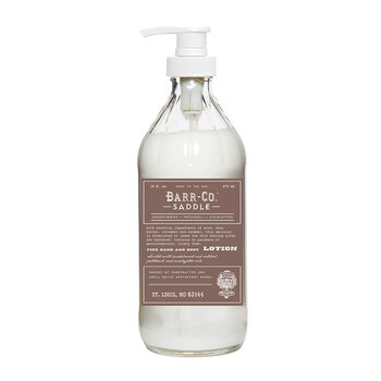 Saddle Shea Butter Lotion