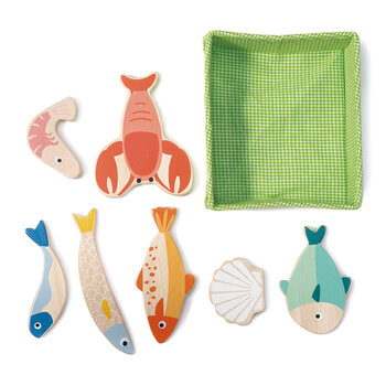 Kids Fish Crate