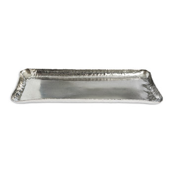 Cascade Rectangular Tray - Frosted