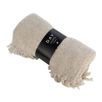 Boucle Throw - Beige