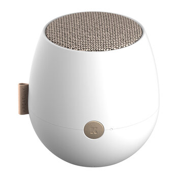 aJazz Bluetooth Speaker - White