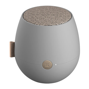 Haut-Parleur Bluetooth aJazz - Gris Froid